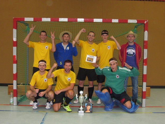Mannschaftsfoto Saarbrücken 2012